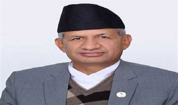 Nepal Foreign Minister in Delhi for 2-way talks