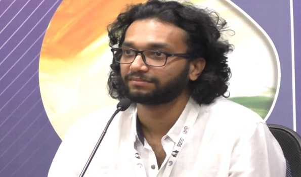 'We are happy to see our film being screened at IFFI': Sharan Venugopal