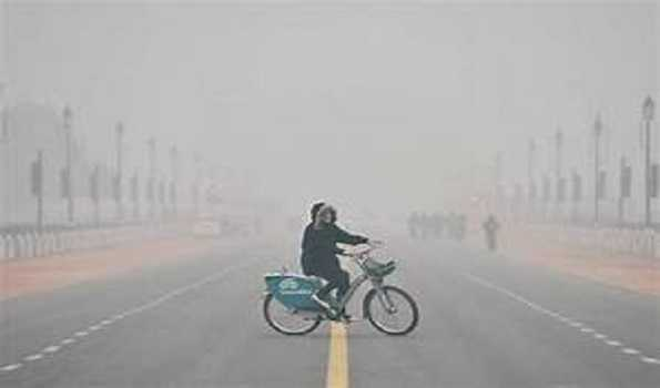 Delhi temp likely to dip to 3 degrees, no relief from cold wave