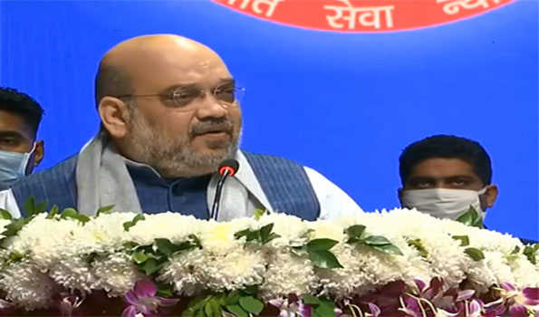 2020 was year of challenges for Delhi Police: Amit Shah