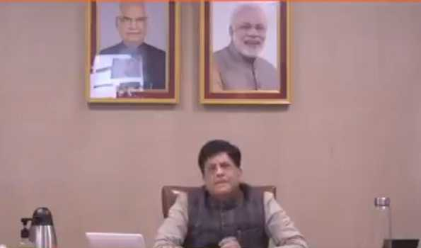 Logistics policy will enhance ease of doing business: Goyal