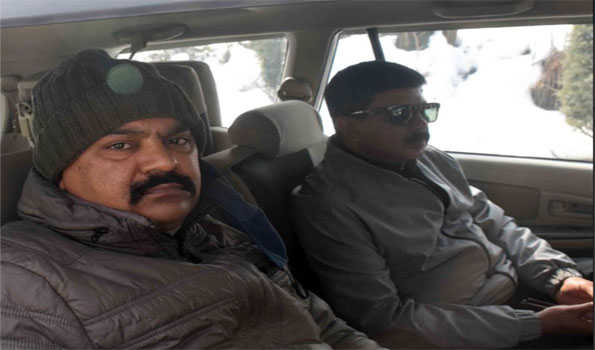Delegation of MPs arrive in Kashmir to review tourism, developmental projects