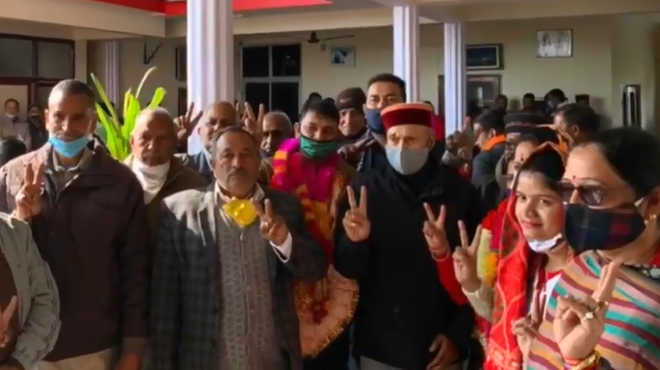 Dhumal advises newly elected PRI office bearers to work diligently