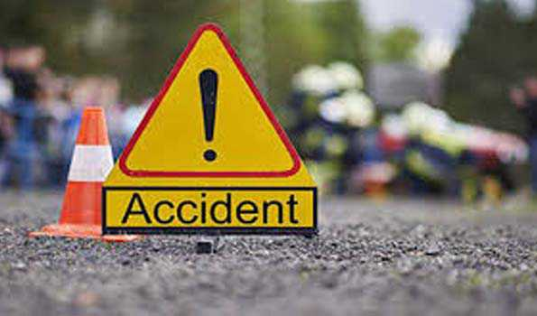 HP: Woman among three killed in road mishap