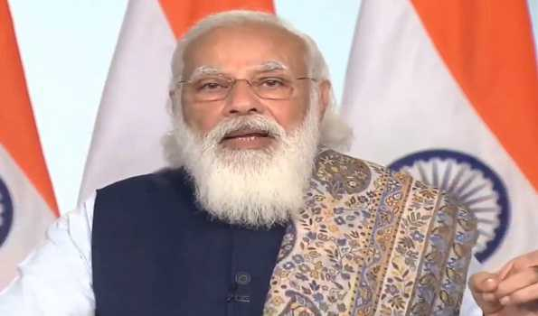 National Voters Day occasion to appreciate EC's remarkable contribution:  PM