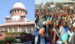Farmers' protest enters Day 55, SC-appointed panel holds first meeting on new farm laws