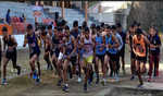 Cross country championship organised in Hamirpur