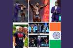 The Indian Flag Showcased And Vande Mataram Played On The Mr  Olympia Stage For The First Time In America! Sahil Khan Does Us Proud Once Again