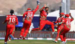 Hosts Oman defeat Papua New Guinea in T20 World Cup opener