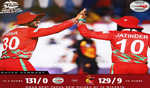 T20 World Cup: Oman beat PNG by 10 wickets in opening encounter