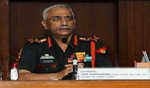 Army Chief arrives on a two-day visit to Jammu, to review security situation