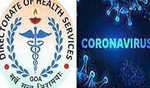 Goa reports 57 new COVID cases, 4 deaths