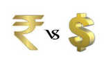 Rupee up 23 paise against USD