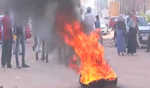 Sudanese police fire tear gas at protesters demanding transfer of power to civilian govt