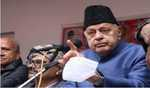 Farooq pitches for Indo-Pak dialogue for lasting peace in J&K