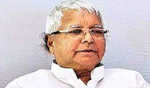 Lalu blames small time leaders for squabble with Congress