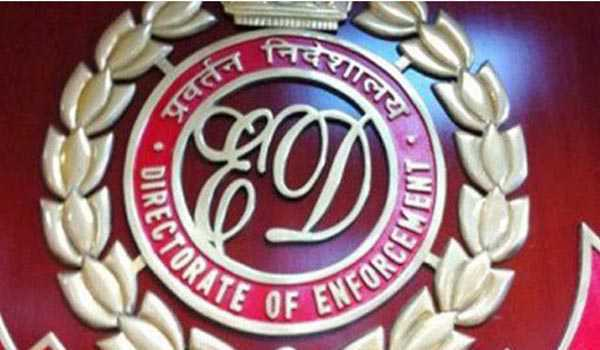 ED attaches assets worth Rs128.86 cr of Chit fund company in Odisha