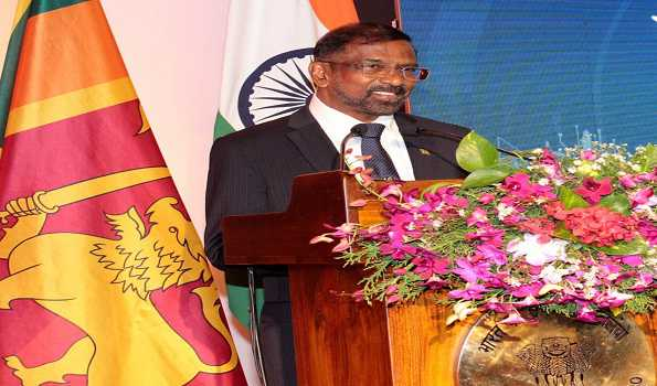 Sri Lanka looks to benefit from China's Belt & Road Initiative, says Foreign Secretary Colombage