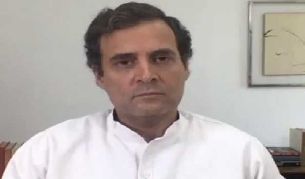 Modi Govt has failed to protect the interest of farmers: Rahul Gandhi