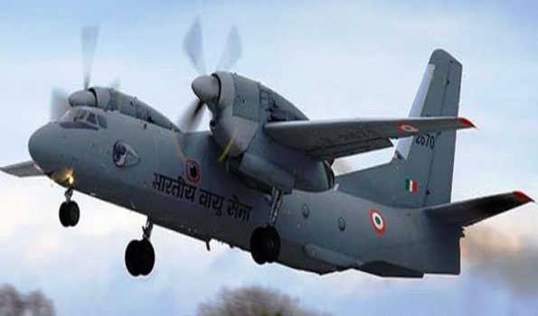 C-130 flight from Srinagar to Leh cancelled due to bad weather