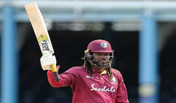 West Indies recall Chris Gayle, Fidel Edwards for Sri Lanka T20Is