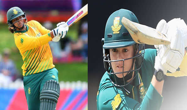 Injuries sideline van Niekerk, Tryon from South Africa squad for India series