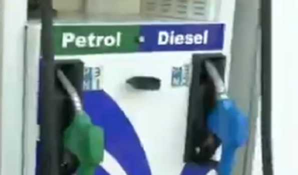 Petrol-diesel prices remain stable for 4th day