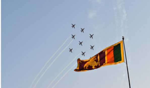 IAF Chief on two-day visit to Sri Lanka