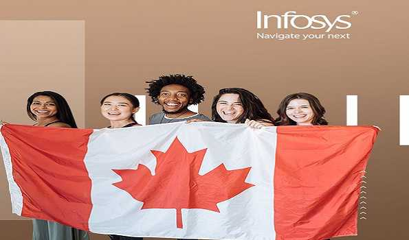 Infosys announces Canadian expansion to Calgary, doubling Canadian workforce to 4,000 by 2023