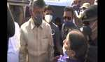 Naidu alleges anarchic rule prevails in AP