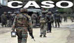 Security forces launch CASO in north Kashmir