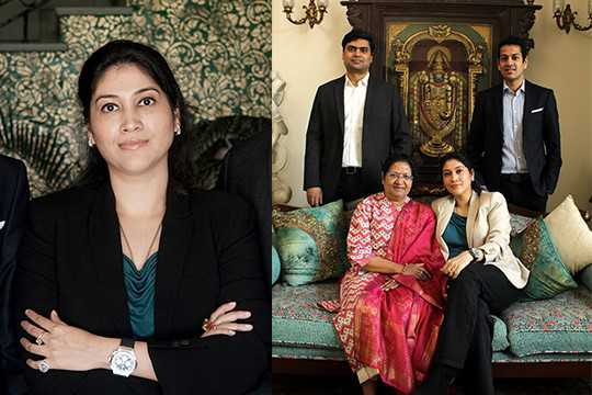 Rajdarbar Group Touches New Heights as Radhika Garg leads the way