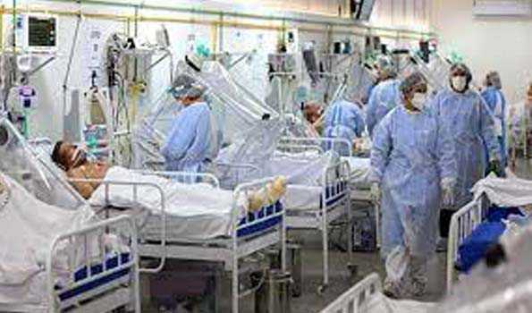 COVID-19: India reports 1,26,789 new cases, 685 deaths