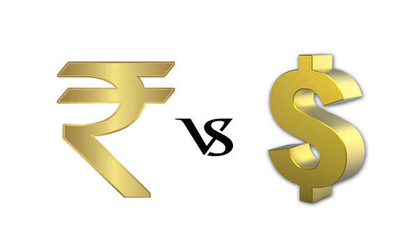 Rupee recovers 33 paise against USD