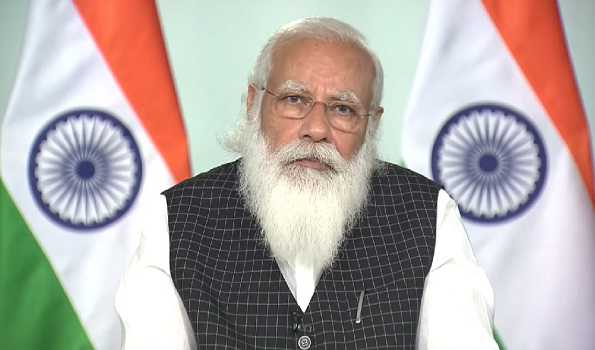 PM Modi posts four requests for countrymen in his 'Tika Utsav' message