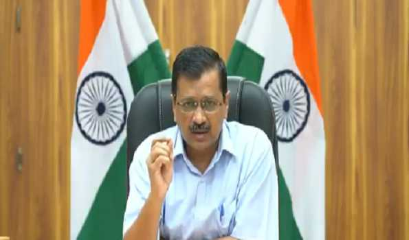 COVID: 10,732 infected in past 24 hrs, situation worrisome, says Kejriwal