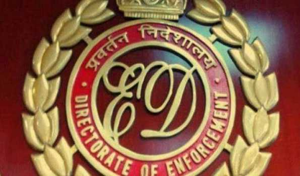 ED conducts multiple raids in Hyderabad in connection with insurance scam