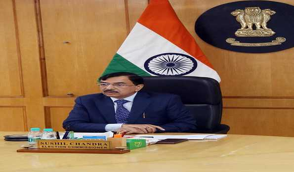 Sushil Chandra appointed as new CEC