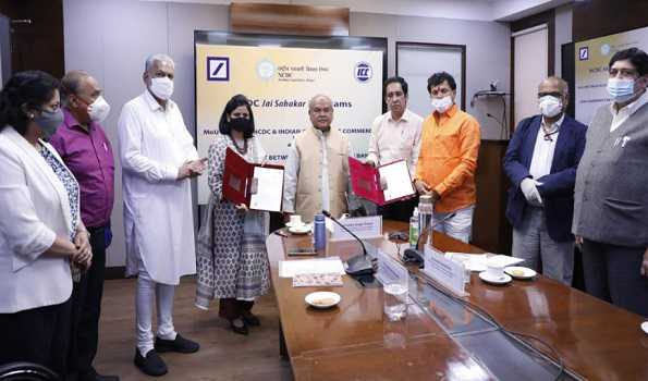 NCDC secures 600 cr loan from Deutsche Bank