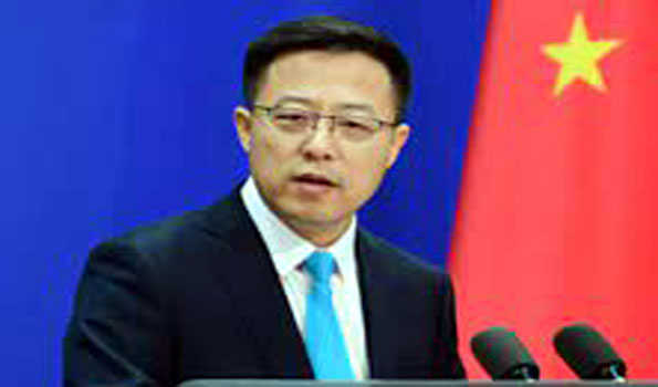 China calls global community for talks on space arms control
