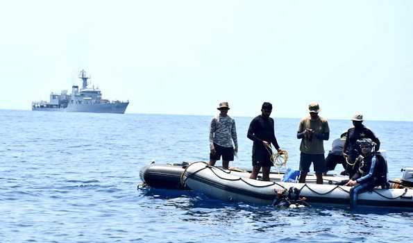 Indian Navy pressed into search and rescue operation for missing fishermen off Mangalore coast