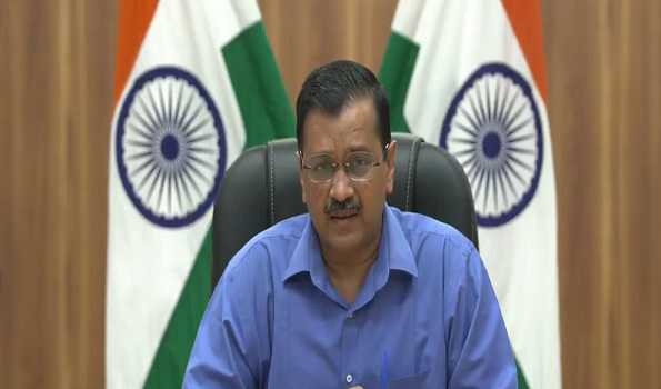 Kejriwal advocates for vaccination of journalists