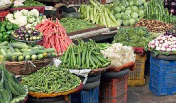 Wholesale price based inflation 7.39 pc in March, an eight-yr high