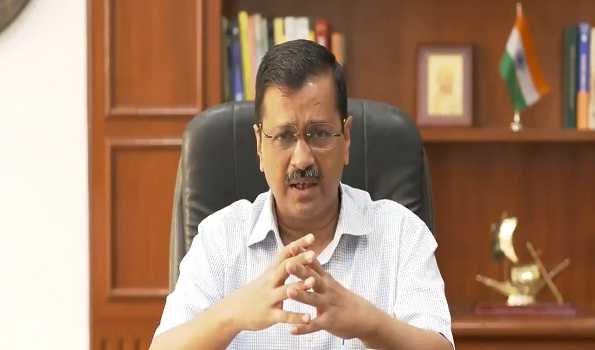 Kejriwal announces weekend curfew in Delhi, many important decisions announced in wake of Corona surge in Delhi