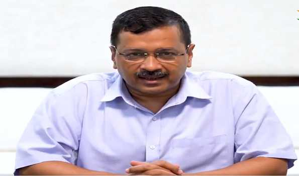 Kejriwal convenes review meeting on current Corona situation in Delhi