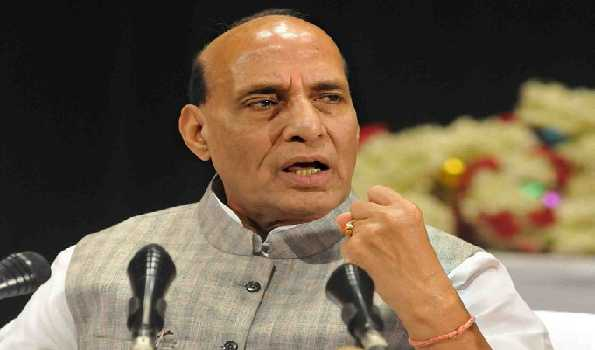 Rajnath congratulates IAF for befitting response to the sudden developments in Eastern Ladakh