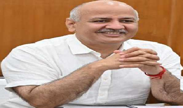 Delhi govt appoints Sisodia as Nodal Minister for COVID management