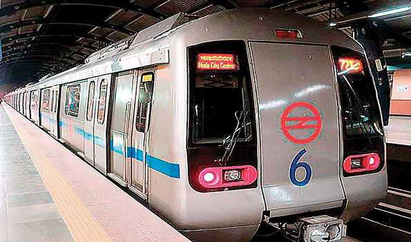 Delhi Metro services to be available with  headway of 15 minutes across whole network on weekend