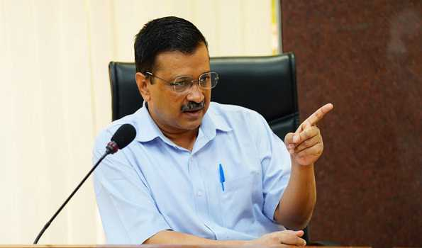 Kejriwal directs officials to ensure real-time availability of beds on Delhi Corona app