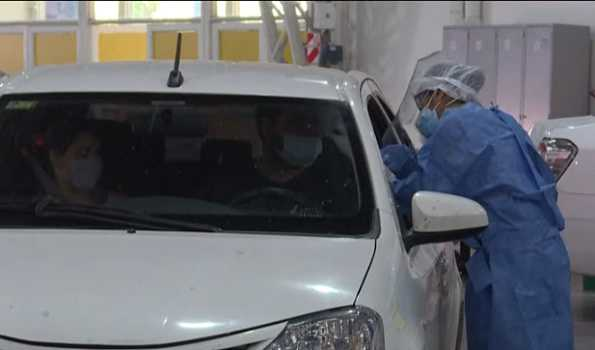 Argentina registers record 29,472 new COVID-19 cases over past 24 hours: Health Ministry